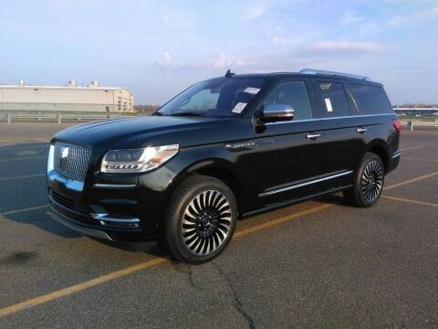 2018 Lincoln Navigator for sale at Coast to Coast Imports in Fishers IN
