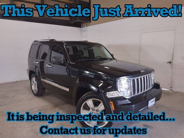 2012 Jeep Liberty for sale at CarSwap in Sioux Falls SD