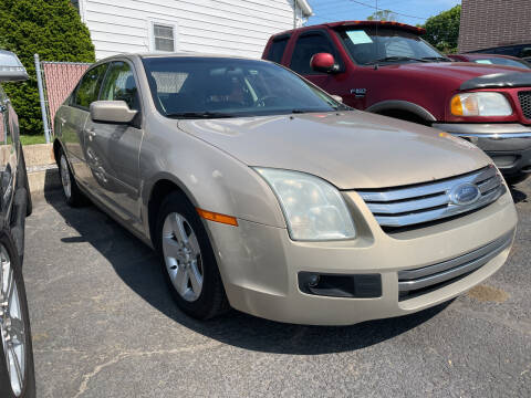 2008 Ford Fusion for sale at Rine's Auto Sales in Mifflinburg PA