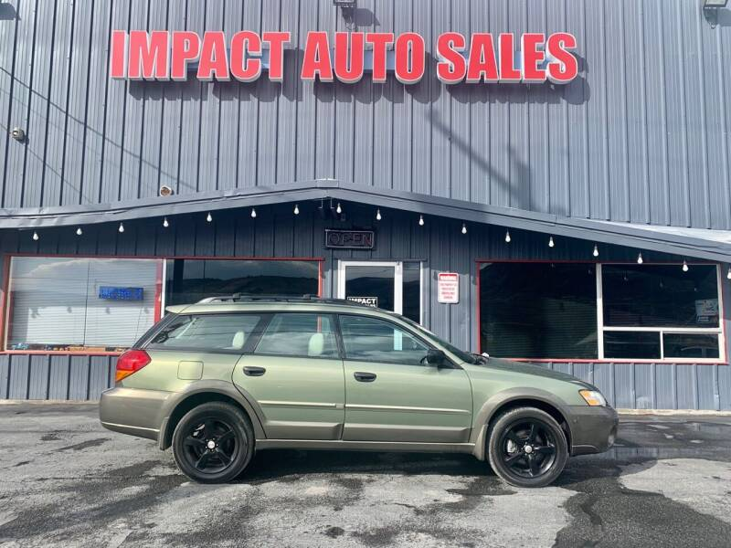 2007 Subaru Outback for sale at Impact Auto Sales in Wenatchee WA