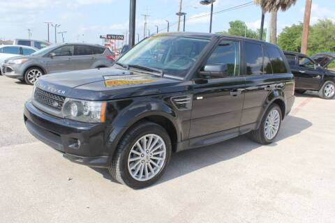 2011 Land Rover Range Rover Sport for sale at Flash Auto Sales in Garland TX