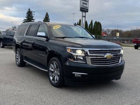 2016 Chevrolet Suburban for sale at Betten Baker Preowned Center in Twin Lake MI