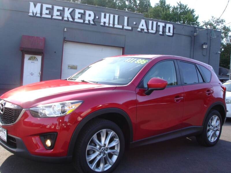 2014 Mazda CX-5 for sale at Meeker Hill Auto Sales in Germantown WI