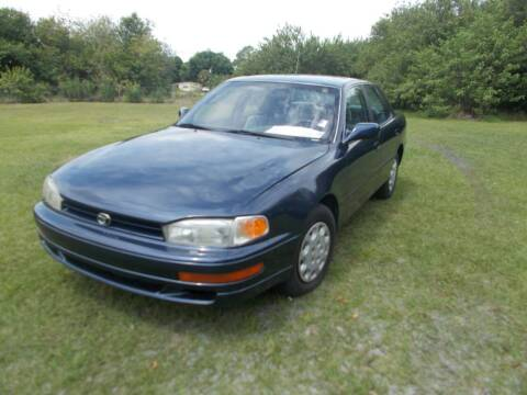 1994 Toyota Camry for sale at M & M AUTO BROKERS INC in Okeechobee FL