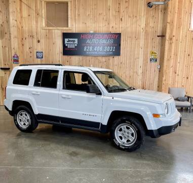 2014 Jeep Patriot for sale at Boone NC Jeeps-High Country Auto Sales in Boone NC
