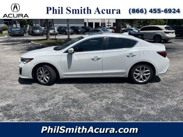 2019 Acura ILX for sale in Pompano Beach, FL