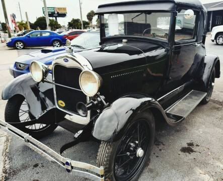 1929 Ford Model A for sale at Celebrity Auto Sales in Port Saint Lucie FL
