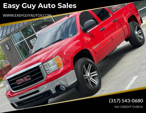 2011 GMC Sierra 1500 for sale at Easy Guy Auto Sales in Indianapolis IN