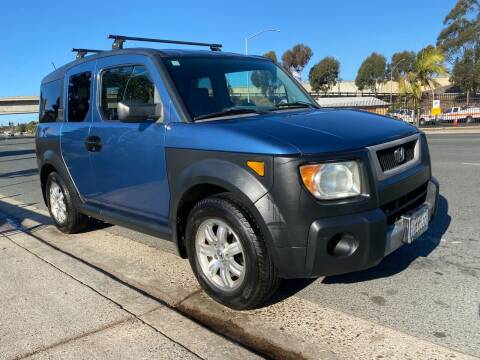 2006 Honda Element for sale at Beyer Enterprise in San Ysidro CA