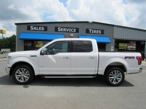 2017 Ford F-150 for sale at 740 Motors in Albemarle NC
