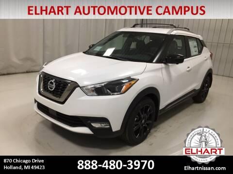 2020 Nissan Kicks for sale at Elhart Automotive Campus in Holland MI