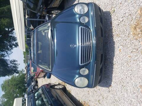 2000 Mercedes-Benz E-Class for sale at Wally's Cars ,LLC. in Morehead City NC