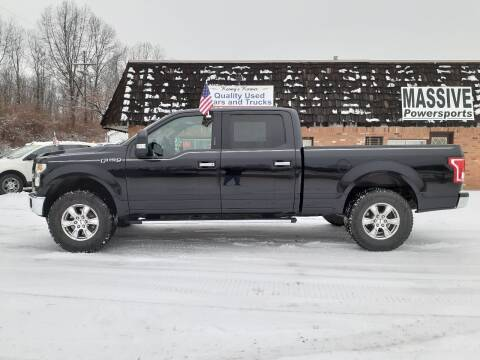 2016 Ford F-150 for sale at Kenny's Korner in Hartland MI