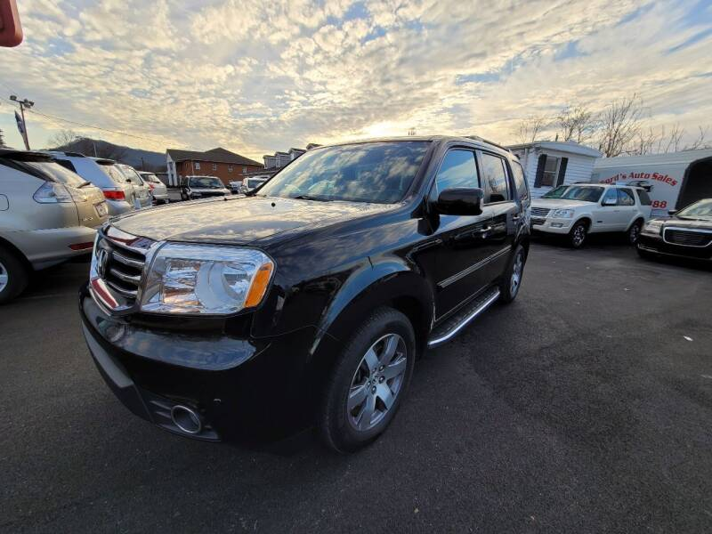 2013 Honda Pilot for sale at Ford's Auto Sales in Kingsport TN