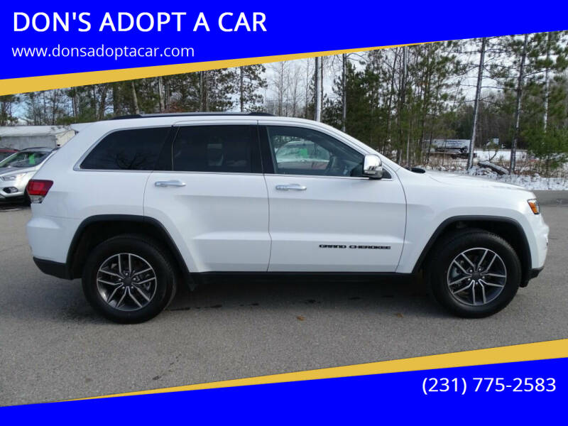 2020 Jeep Grand Cherokee for sale at DON'S ADOPT A CAR in Cadillac MI