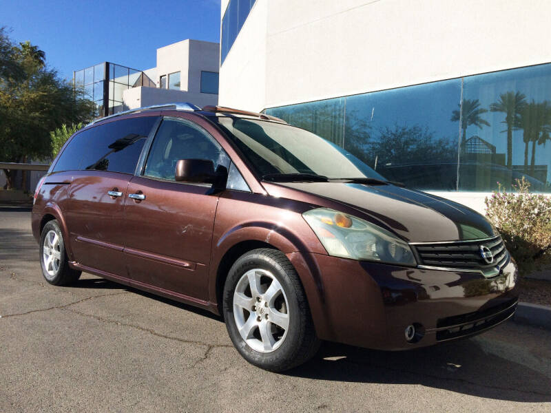 2007 Nissan Quest for sale at Nevada Credit Save in Las Vegas NV