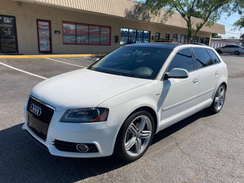 2012 Audi A3 for sale at Top Garage Commercial LLC in Ocoee FL