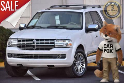2010 Lincoln Navigator for sale at JDM Auto in Fredericksburg VA