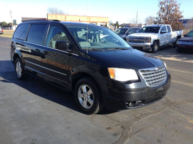 2010 Chrysler Town and Country for sale at Bruns & Sons Auto in Plover WI