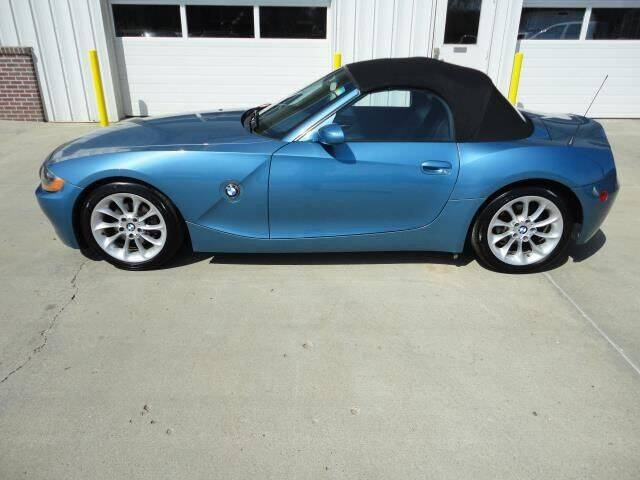 2003 BMW Z4 for sale at Quality Motors Inc in Vermillion SD