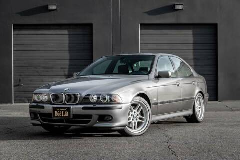2003 BMW 5 Series for sale at Nuvo Trade in Newport Beach CA