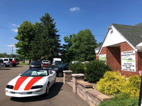 1997 Chevrolet Camaro for sale at Direct Sales & Leasing in Youngstown OH