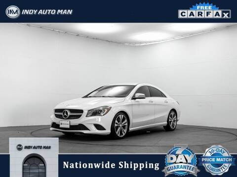 2014 Mercedes-Benz CLA for sale at INDY AUTO MAN in Indianapolis IN