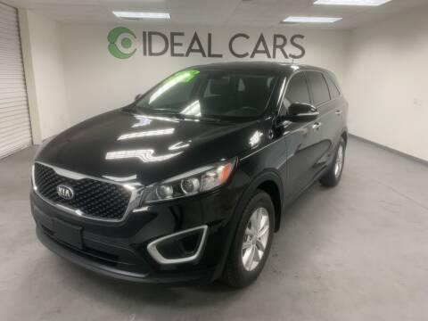 2018 Kia Sorento for sale at Ideal Cars Broadway in Mesa AZ