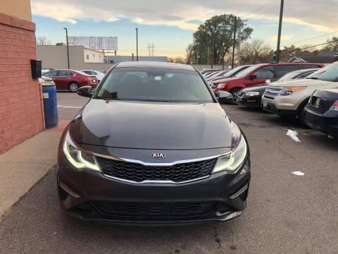 2020 Kia Optima for sale at Nice Cars Auto Inc in Minneapolis MN