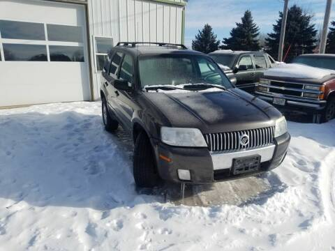 2006 Mercury Mariner for sale at Craig Auto Sales in Omro WI