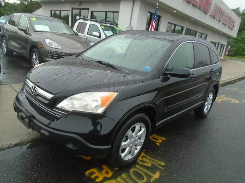 2007 Honda CR-V for sale at Island Auto Buyers in West Babylon NY