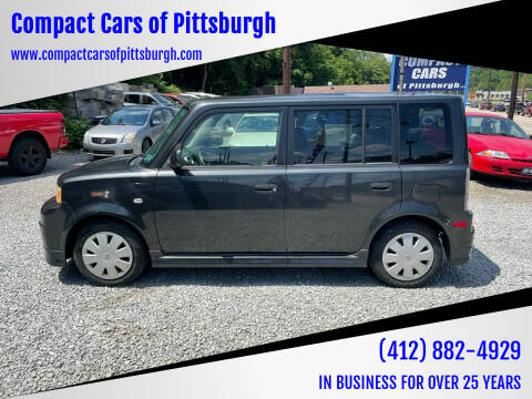2006 Scion xB for sale at Compact Cars of Pittsburgh in Pittsburgh PA