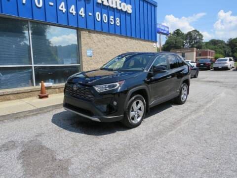 2021 Toyota RAV4 Hybrid for sale at Southern Auto Solutions - 1st Choice Autos in Marietta GA
