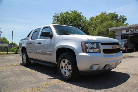 2012 Chevrolet Avalanche for sale at PMC Automotive in Cincinnati OH