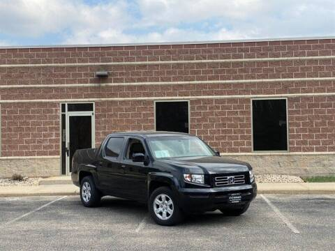 2006 Honda Ridgeline for sale at A To Z Autosports LLC in Madison WI