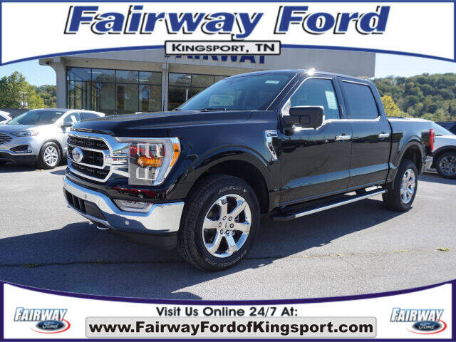 2021 Ford F-150 for sale at Fairway Volkswagen in Kingsport TN