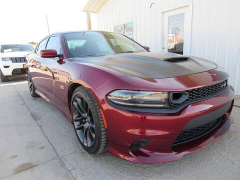 2020 Dodge Charger for sale at TWIN RIVERS CHRYSLER JEEP DODGE RAM in Beatrice NE
