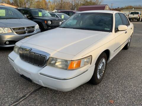 1998 Mercury Grand Marquis for sale at 51 Auto Sales in Portage WI