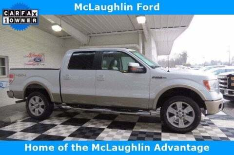 2010 Ford F-150 for sale at McLaughlin Ford in Sumter SC