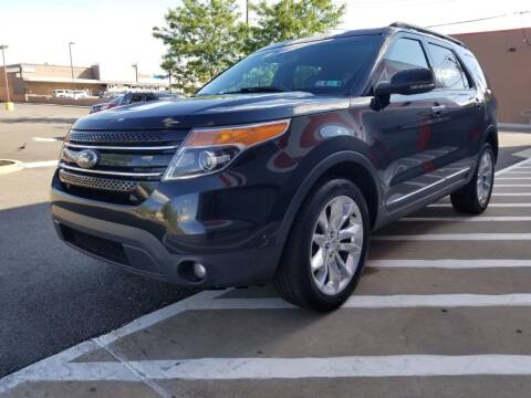 2011 Ford Explorer for sale at GTR Auto Solutions in Newark NJ