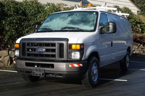 2009 Ford E-Series Cargo for sale at West Coast Auto Works in Edmonds WA