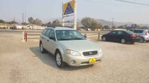 2006 Subaru Outback for sale at Auto Depot in Carson City NV