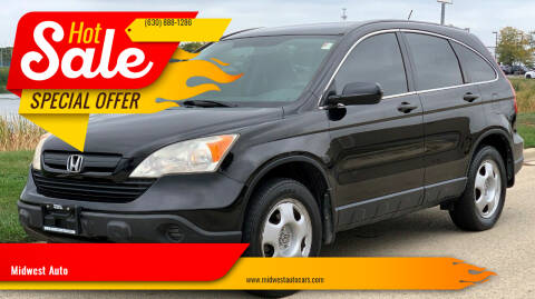 2008 Honda CR-V for sale at Midwest Auto in Naperville IL