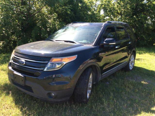 2014 Ford Explorer for sale at Allen Motor Co in Dallas TX