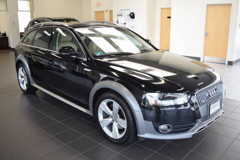 2014 Audi Allroad for sale at BMW OF NEWPORT in Middletown RI