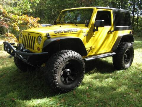 2011 Jeep Wrangler for sale at Champines House Of Wheels in Kronenwetter WI