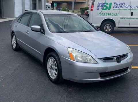 2004 Honda Accord for sale at Cobalt Cars in Atlanta GA