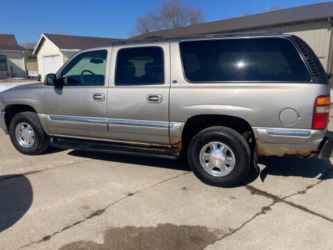 2002 GMC Yukon XL for sale at Dakota Auto Inc. in Dakota City NE