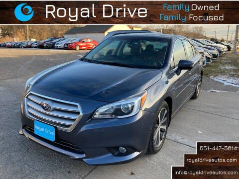 2017 Subaru Legacy for sale at Royal Drive in Newport MN