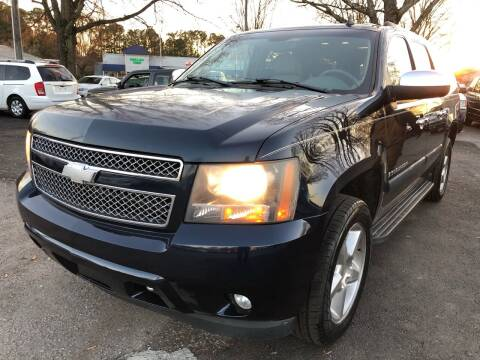 2007 Chevrolet Suburban for sale at Atlantic Auto Sales in Garner NC